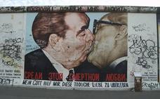 Berlín volverá a levantar parte de su muro para un proyecto artístico