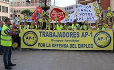 Peña adelanta que el Gobierno ofrecerá a los trabajadores de la AP-1 la subrogación de su empleo