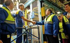 Michelin invertirá 60 millones en la planta de Aranda de Duero hasta 2020