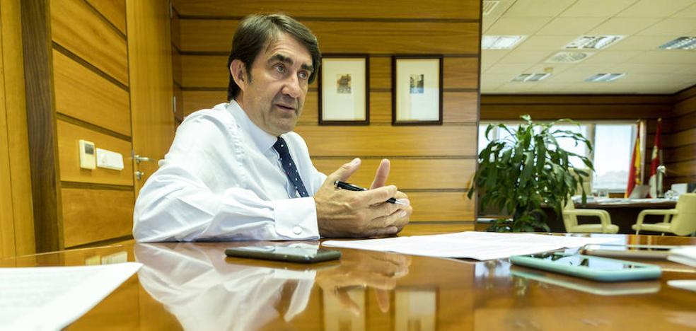 Suárez-Quiñones: «Ulibarri no está en la lista de mis amigos»