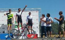 El Parque del Castillo vuelve a ser testigo de buen ciclismo