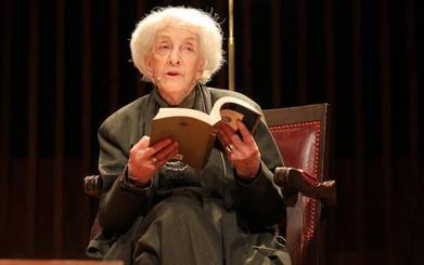 Ida Vitale, gran dama de la poesía hispana para la FIL