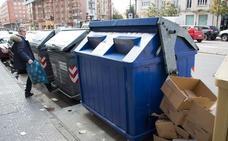 El contenedor de desechos orgánicos llegará por ley a Burgos, Aranda y Miranda antes de 2021