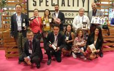 Nueve empresas burgalesas participan en la 'Speciality and Fine Food Fair' de Londres