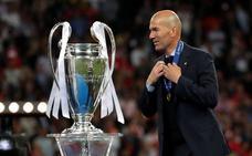 Zidane avisa a Lopetegui de que «en el Real Madrid hay que ganarlo todo»