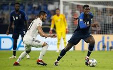 Francia estrena su título mundial con un empate sin goles en Alemania