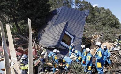 El terremoto en la isla japonesa de Hokkaido deja nueve muertos, 200 heridos y 30 desaparecidos