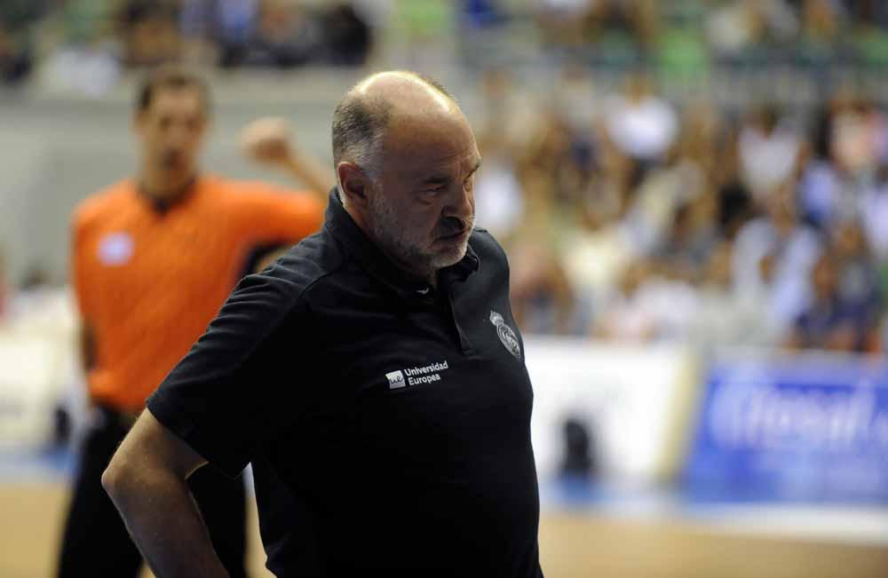 Laso: «Burgos es un equipo con mucho físico»