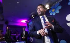 La ultraderecha avanza en Suecia con un respaldo menor del esperado