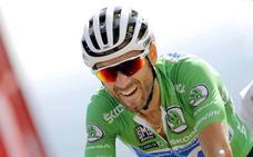 Valverde: «No hay que hacer dramas, la Vuelta está perfecta para nosotros»