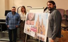 Arrabal y la Catedral protagonizan la promoción de Burgos en Salamanca y Valladolid