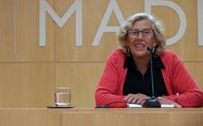 Carmena invita a los socialistas a sumarse a su plataforma electoral en Madrid