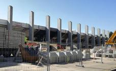 El Burgos-Bupolsa de Copa Federación se jugará en Pallafría por las obras en El Plantío