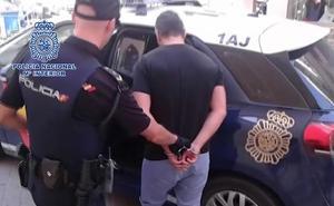 Detenido por maltratar a su pareja y tenerla incomunicada durante cuatro meses en Madrid
