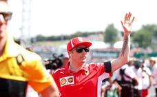 Cambio generacional en Ferrari, con Leclerc por Räikkönen