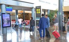 Villafría duplica el volumen de pasajeros en agosto con el tirón de Air Nostrum