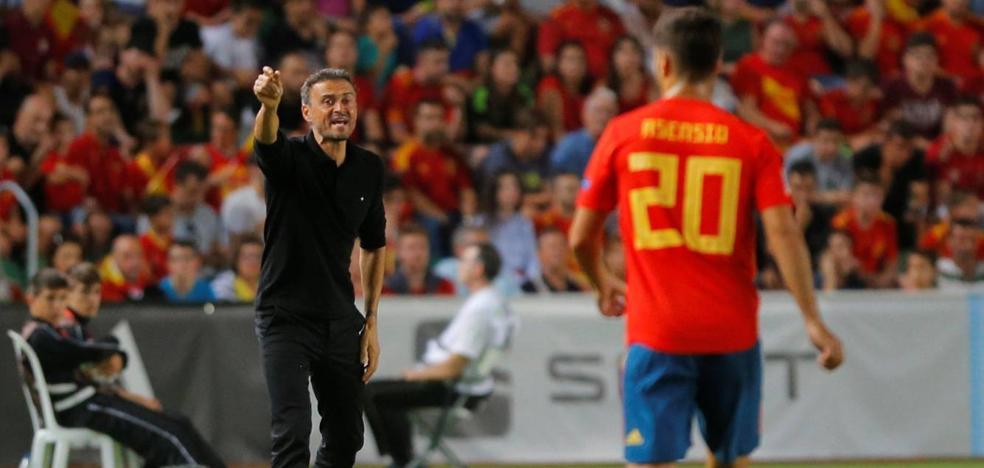 Luis Enrique 'muta' a España