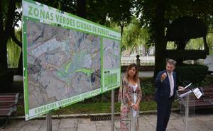 El Ayuntamiento desdice a la Junta y asegura que Burgos es la capital con más zonas verdes de España