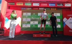 El Burgos BH obtiene el quinto premio de la combatividad de la Vuelta a España