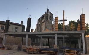 Castrillo Mota de Judíos recibe 50.000 euros de la Junta para el centro de la cultura sefardí