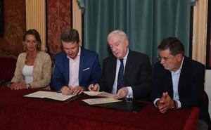 El Ayuntamiento y la Fundación Atapuerca renuevan su convenio por un año más