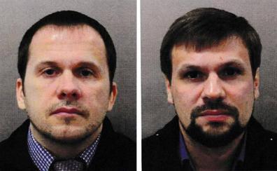 Los dos sospechosos del caso Skripal aseguran que fueron a Salisbury de turismo