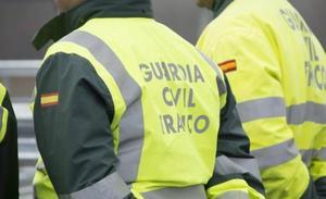 Investigan a un conductor por alcoholemia positiva tras sufrir un accidente de circulación