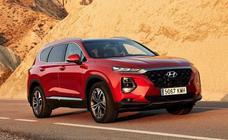 Hyundai Santa Fe, los SUV prémium en el punto de mira