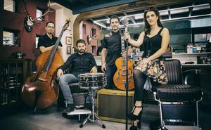 El grupo 'So What' lleva al MEH su particular visión del swing, el jazz manouche y estilos cercanos