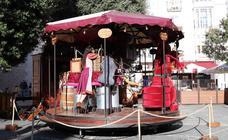 El festival de las artes 'EnClave de calle', en imágenes