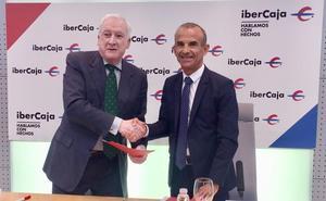Ibercaja Banco y la Cámara de Comercio renuevan su convenio de colaboración