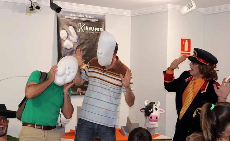 Bambalúa Teatro cumple 20 años sobre los escenarios