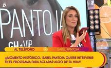 Visto y oído: La llamada de Isabel Pantoja explota las audiencias de 'Sálvame'