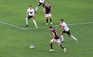 Entrada libre para el Burgos CF - Bupolsa de la Copa Federación
