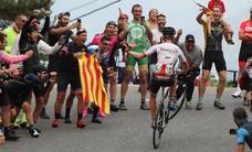 El Burgos BH deja un buen sabor de boca en su primera participación en La Vuelta