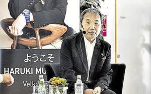 Murakami se retira de la nominación para el premio Nobel de Literatura alternativo