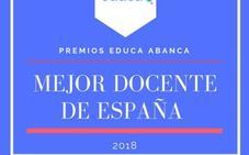 17 profesores de Burgos, nominados a Mejor Docente de España en 2018