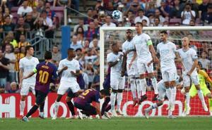 Messi quiere la Champions