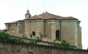 La Junta se compromete a buscar soluciones para el monasterio de Santa Clara de Briviesca