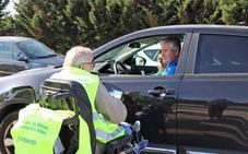 La distracción está detrás del 42% de los accidentes mortales en las carreteras de Burgos