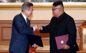 Corea del Norte ofrece desmantelar su principal central nuclear