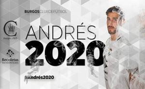 Andrés renueva hasta junio de 2020