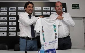 El Burgos CF y el Grupo Beroil renuevan su acuerdo de colaboración