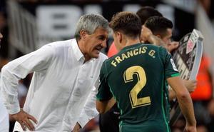 El Olympiacos mide la vuelta del Betis a la Europa League