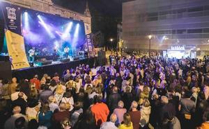 La Plaza de San Juan acoge este fin de semana los platos fuertes del Festival Tribu