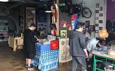 Segunda Feria del Disco en La Estación de Bicicletas