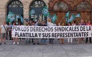La Justicia dicta por cuarta vez que se vulneraron los derechos sindicales del SOI en la Diputación