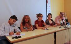 Cinco sindicatos piden diálogo a la Diputación para mejorar la política de Recursos Humanos