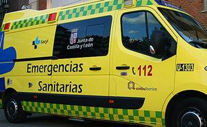 Herido un ciclista tras un atropello en Villariezo