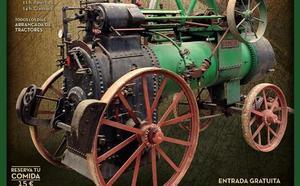 Tractores antiguos y motores estacionarios volverán a funcionar en Lechedo de Cuesta Urría